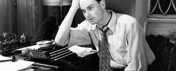 """Como evitar o """"branco"""" na hora de escrever?"""