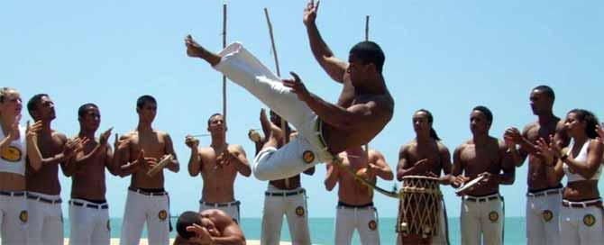 """Capoeira, """"CiênciARTEducação"""" e Outras coisas mais..."""