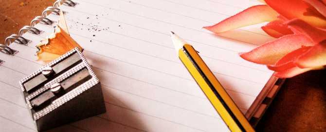 Como perder o medo de escrever