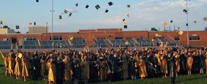 Bateu saudade da graduação!